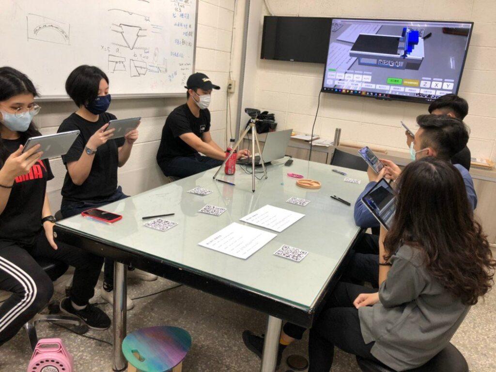 AR、直播翻轉教室 北科大教學實踐計畫績優率35%領先全國